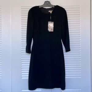 Burberry 3/4 sleeve dress